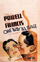 One Way Passage 1932 DVD - William Powell / Kay Francis